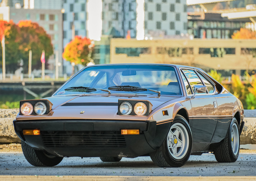 A tale of two-tones: Jeep Grand Wagoneer vs. Ferrari Dino 308 GT4 thumbnail