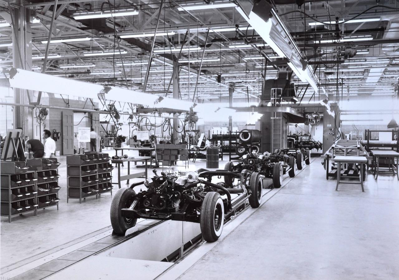 Mark II Assembly