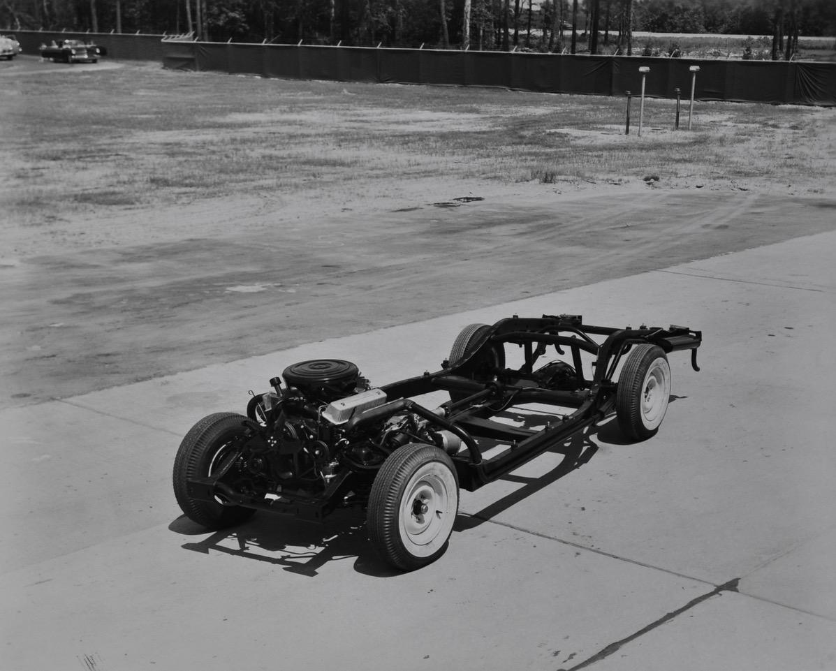 Mark II Chassis