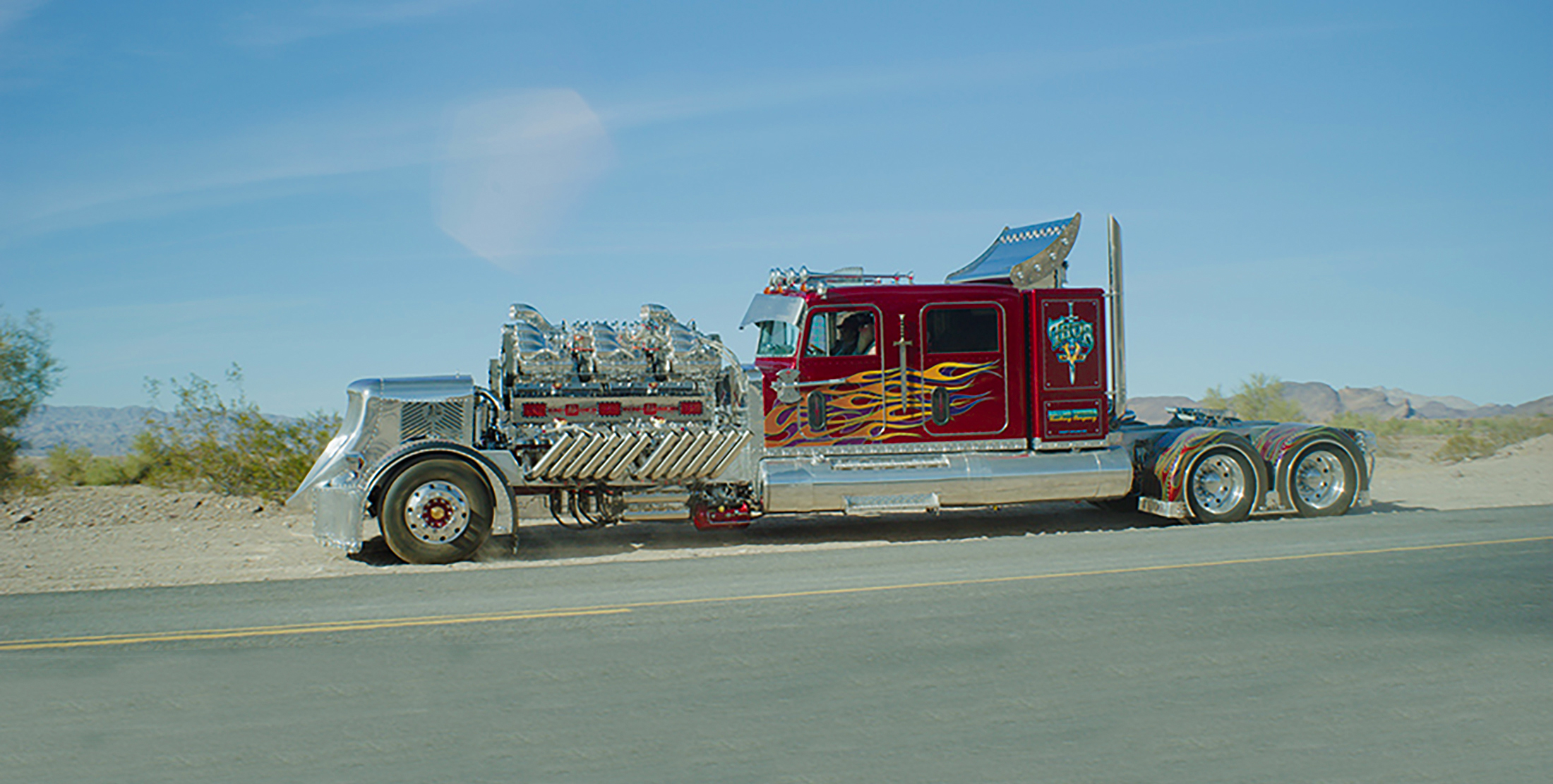1984 Peterbilt 359 Ultra Custom TT Crew Cab