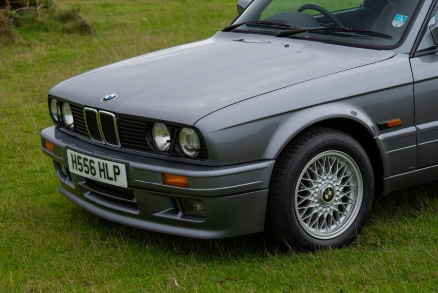 1991 BMW 325i (E30) Sport