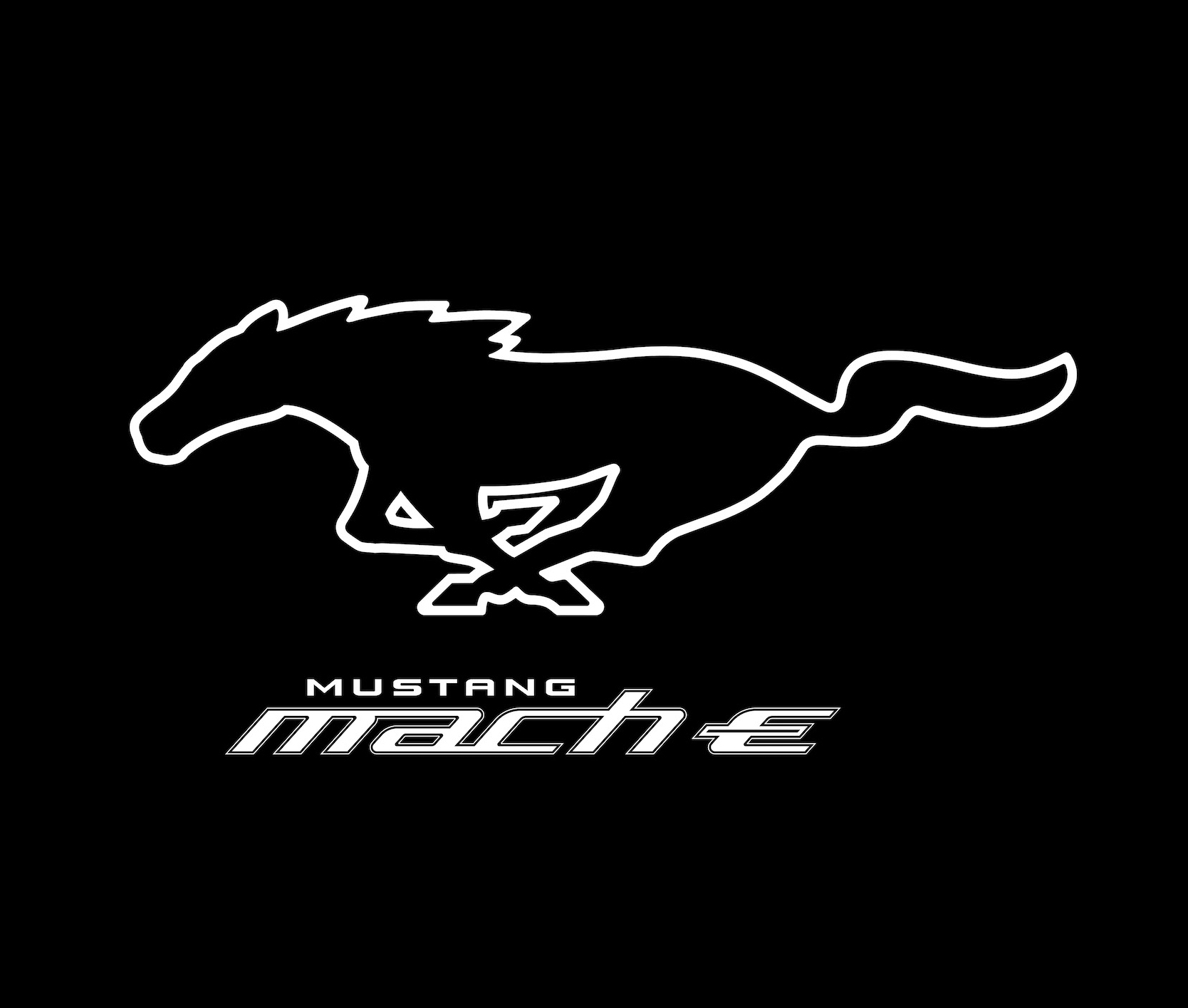 Ford's EV crossover is called the Mustang Mach-E thumbnail