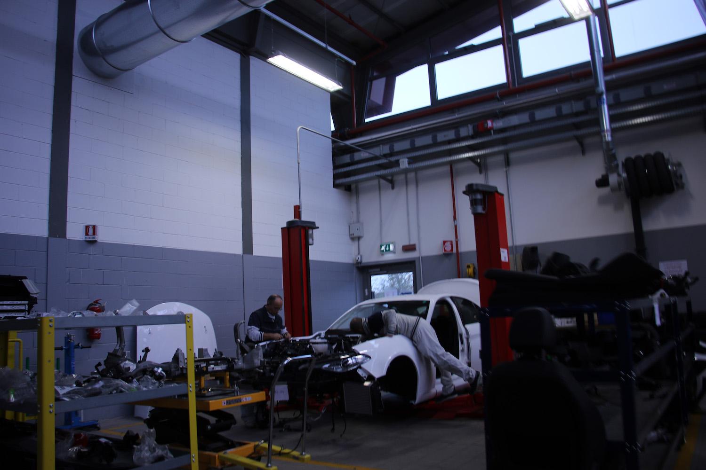 Maserati Innovation Lab Shop