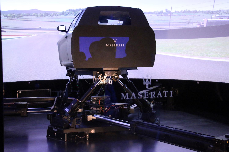 Maserati Simulator