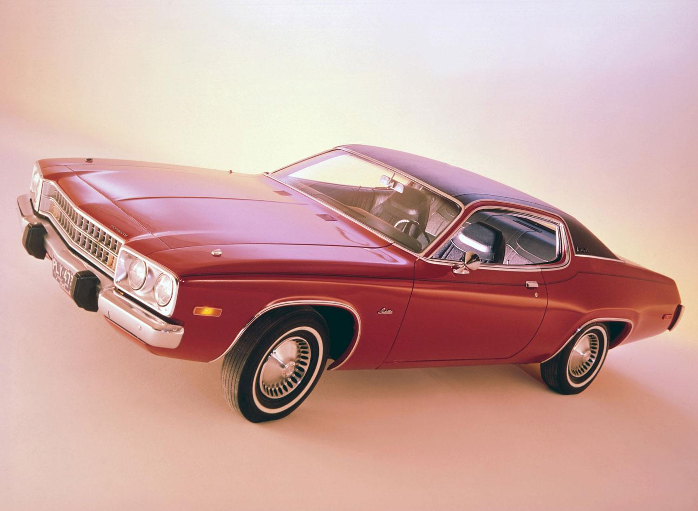 1973 Plymouth Satellite
