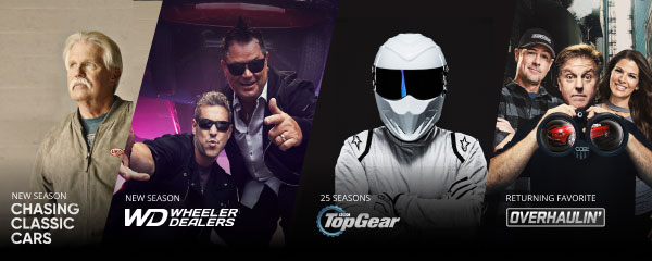 Join Hagerty Drivers Club and get 1 year of MotorTrend's Streaming Service! thumbnail