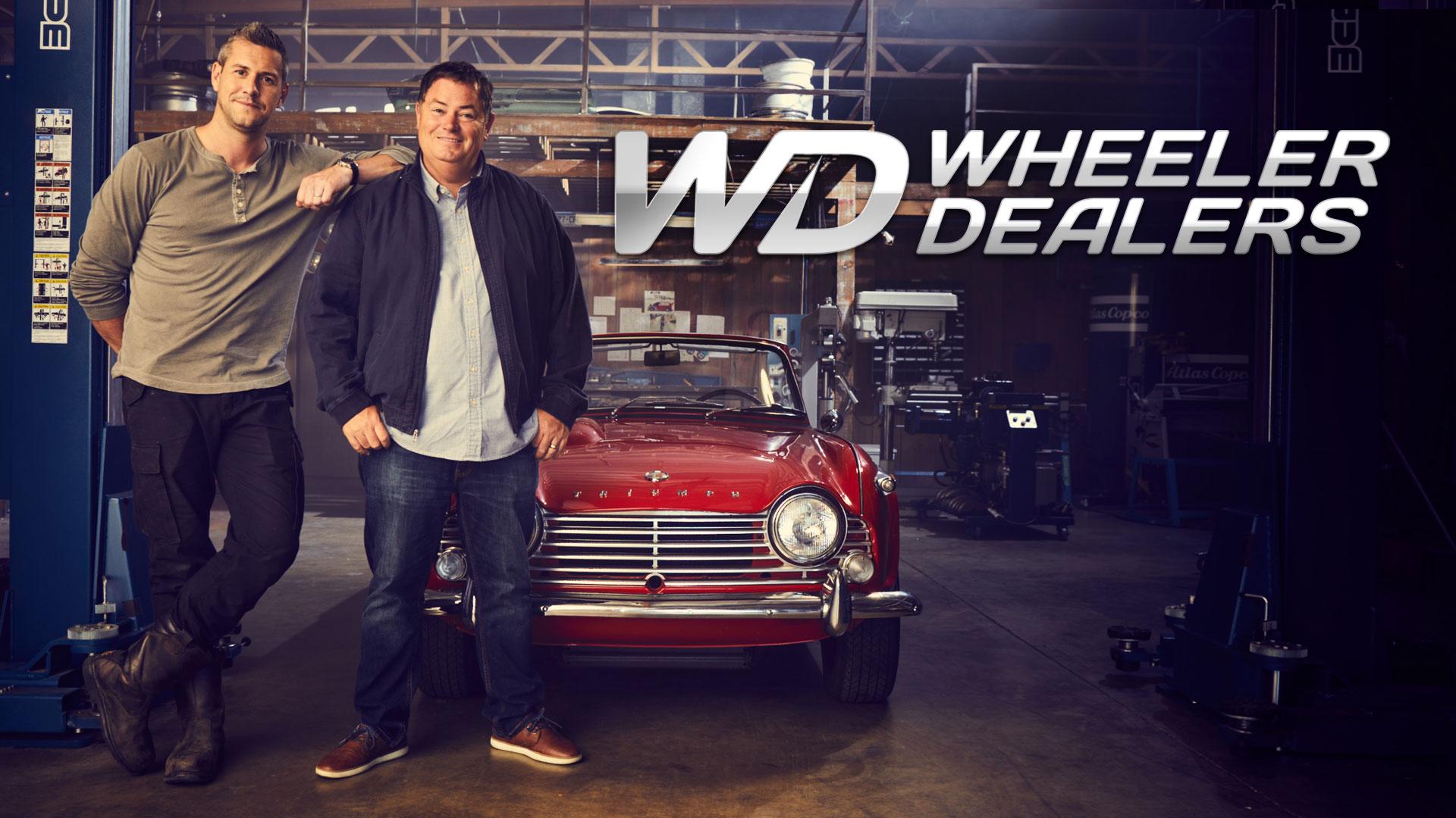 MotorTrend Wheeler Dealers