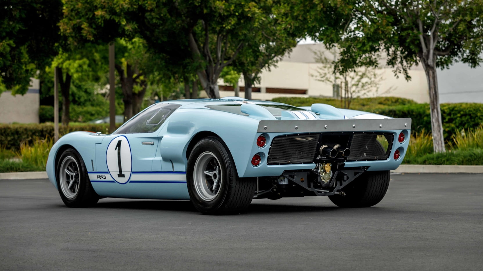 1966 Superformance Ford GT40 MKII