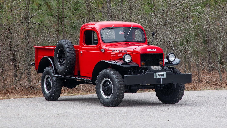 1954 Dodge Power Wagon Restoration