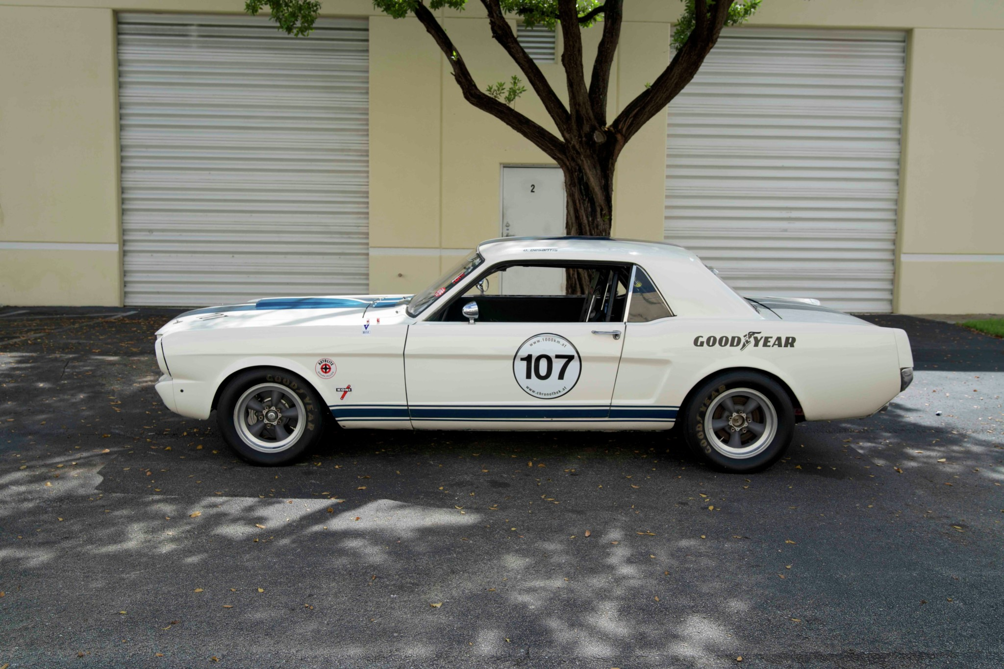 1965 Ford Mustang Race Car