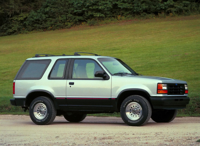1990 Ford Explorer