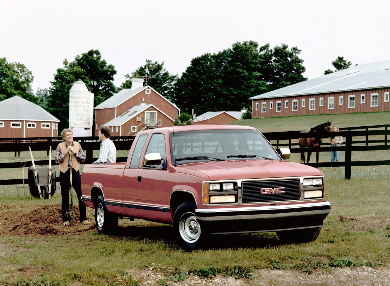 1988 GMC Sierra