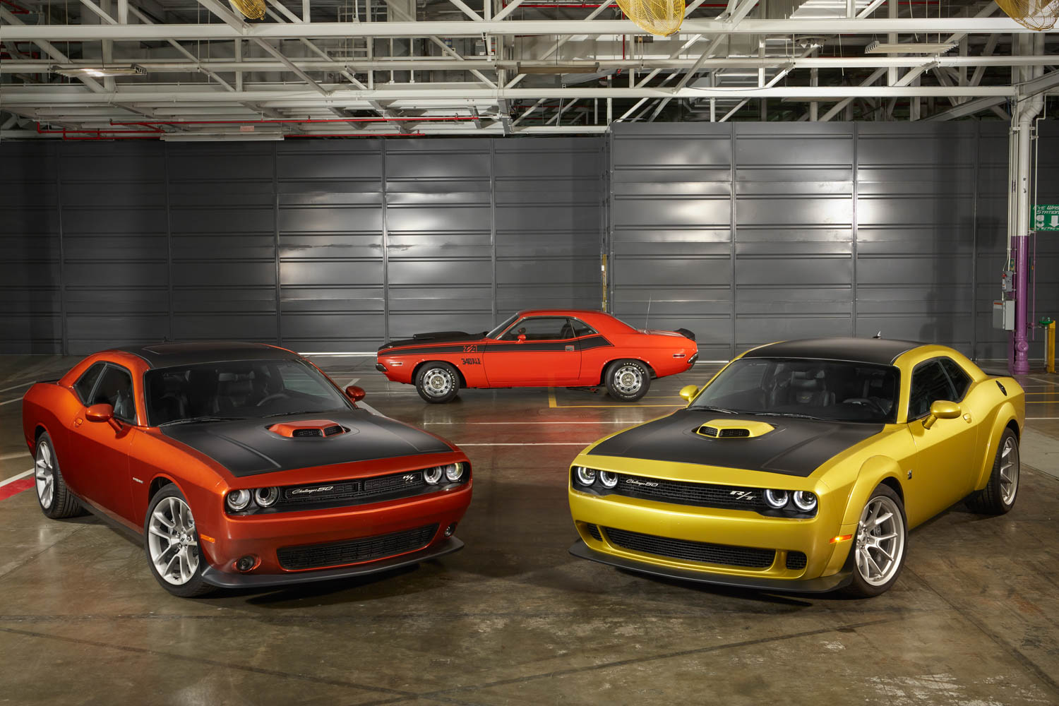 Dodge Challenger R/T 50th Anniversary Edition