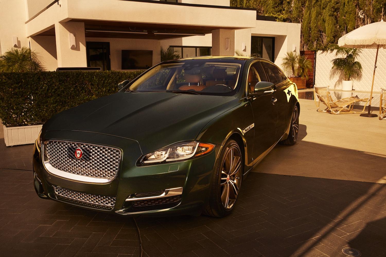 Jaguar v-8 xjl