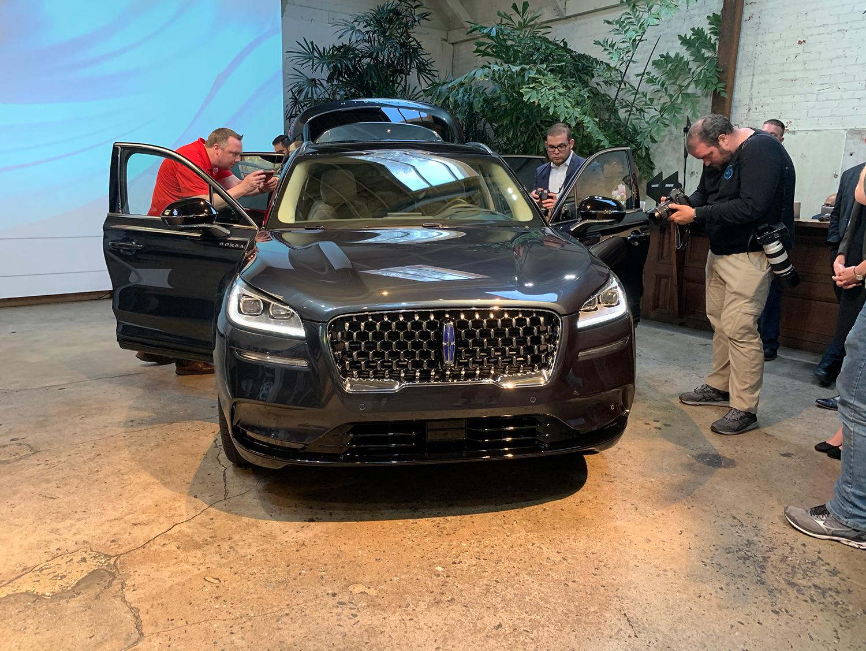 2020 Lincoln Corsair Grand Touring