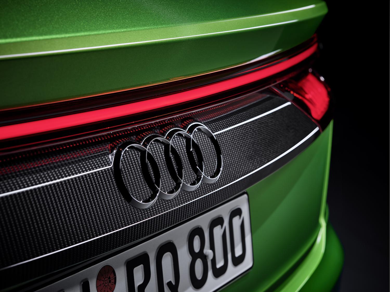 Audi 2020 RS Q8