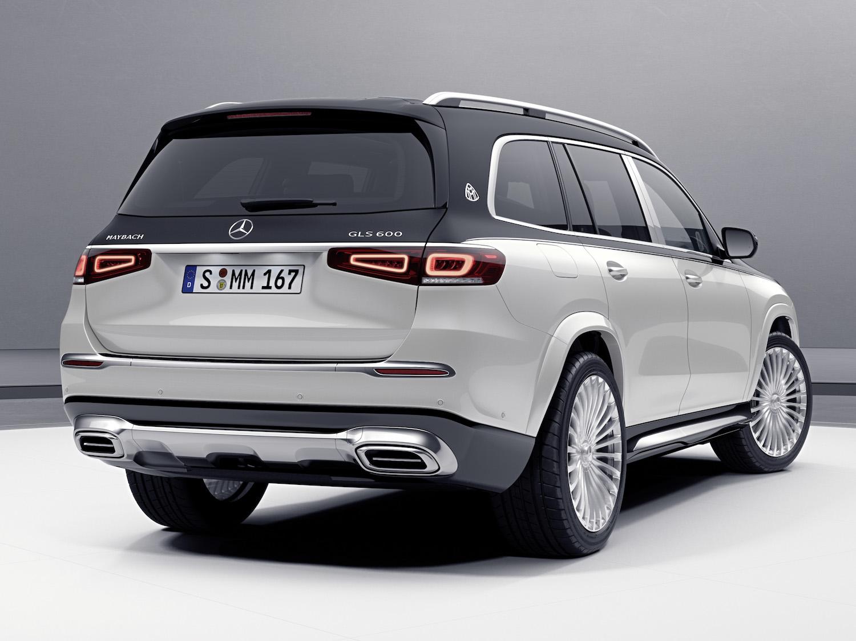 2020 Mercedes-Maybach GLS 600 4matic