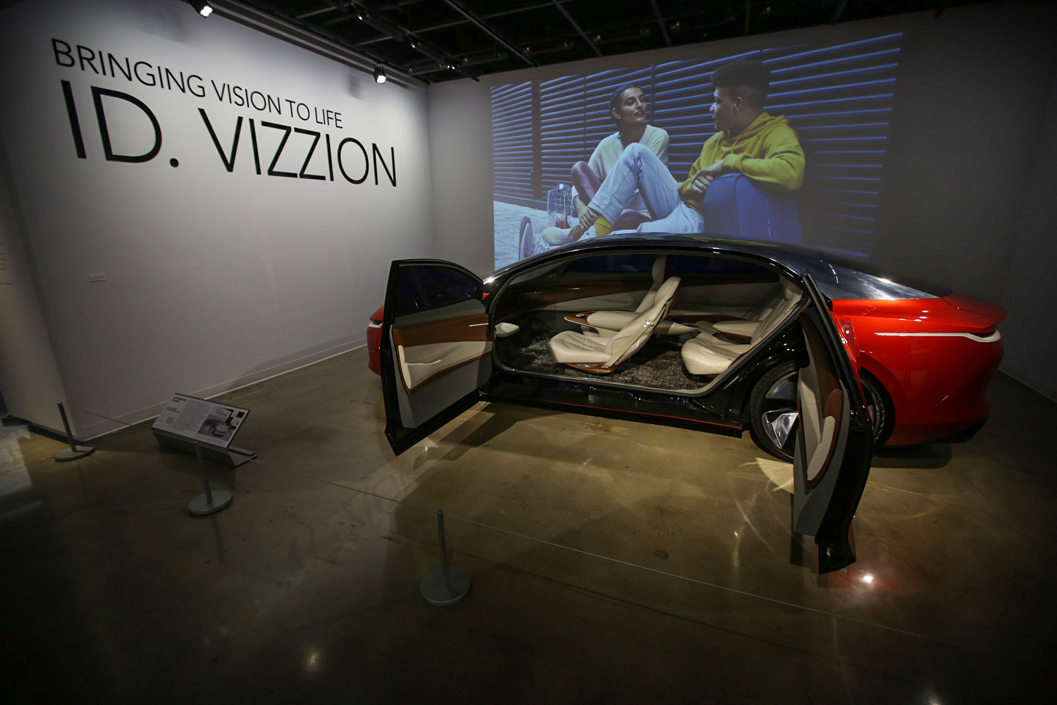 Petersen Automotive Museum teams with VW to highlight the electric future