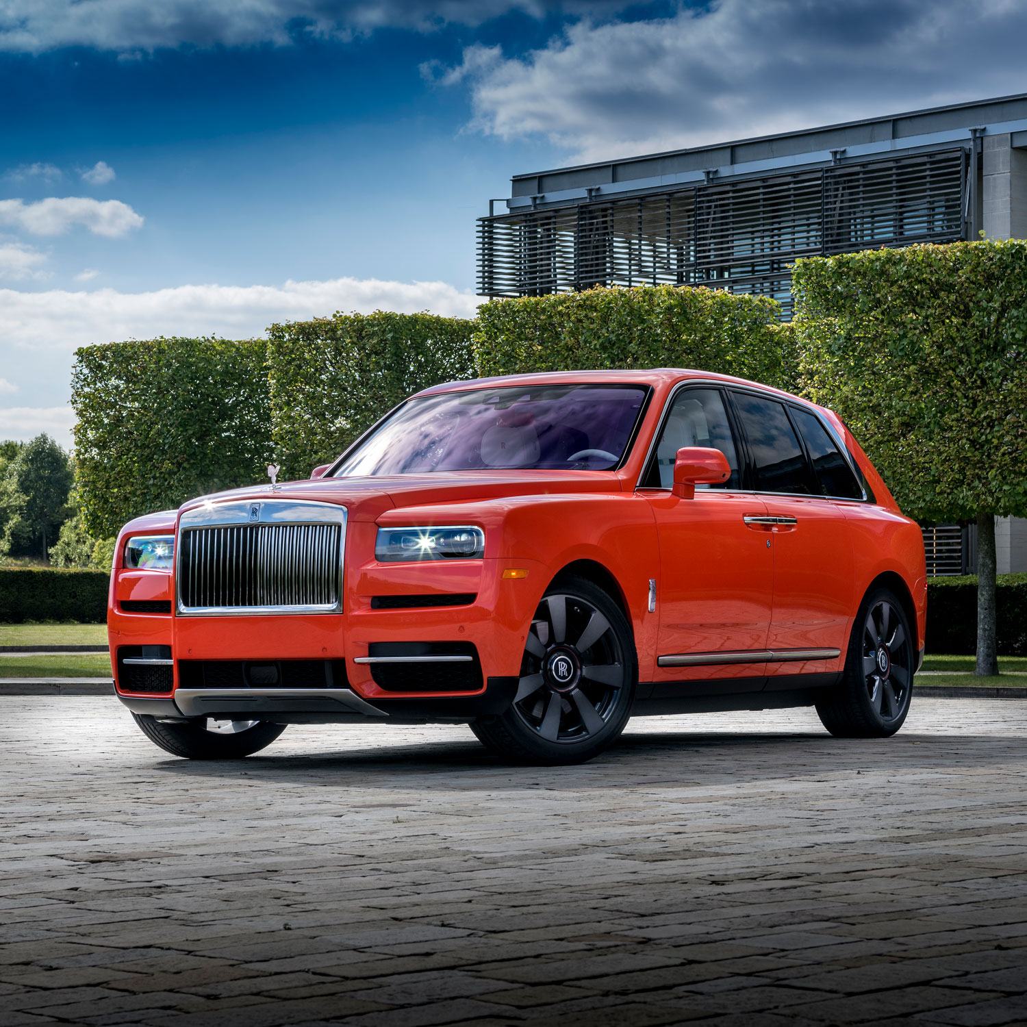 The Cullinan Is A Real Rolls Royce But Not The Best One Hagerty Media