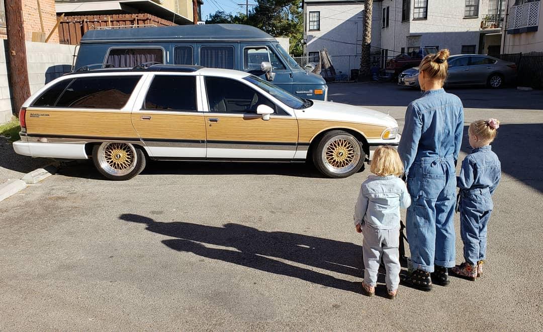 Dax Shepard's Buick Roadmaster