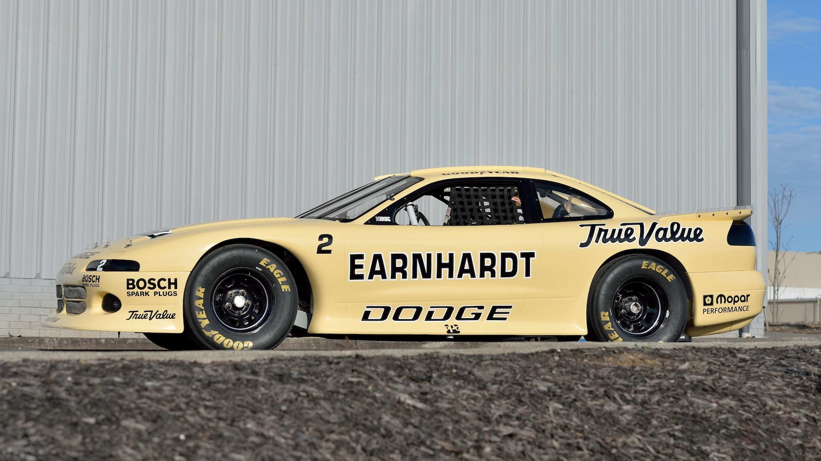 1994 Dodge Avenger IROC race car