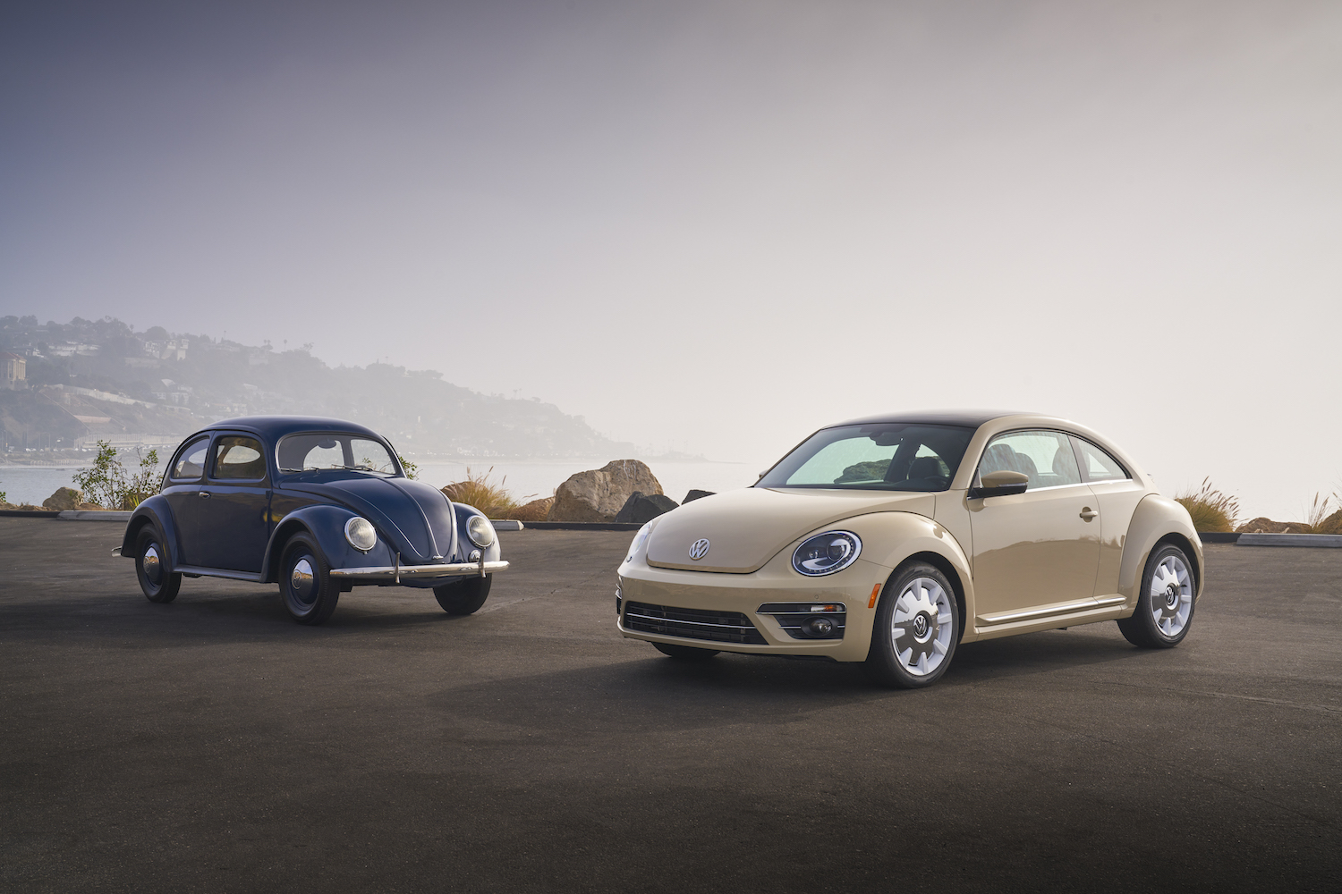1949 Type 1 Beetle with 2019 Final Edition