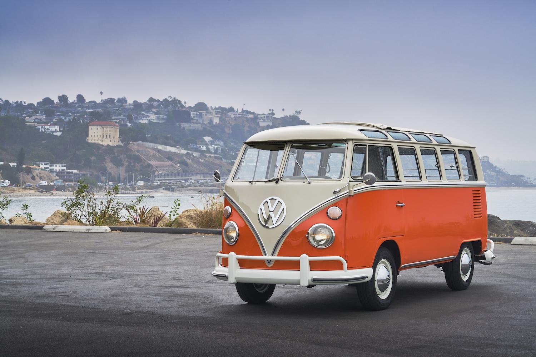 1967 Type 2 21-window bus
