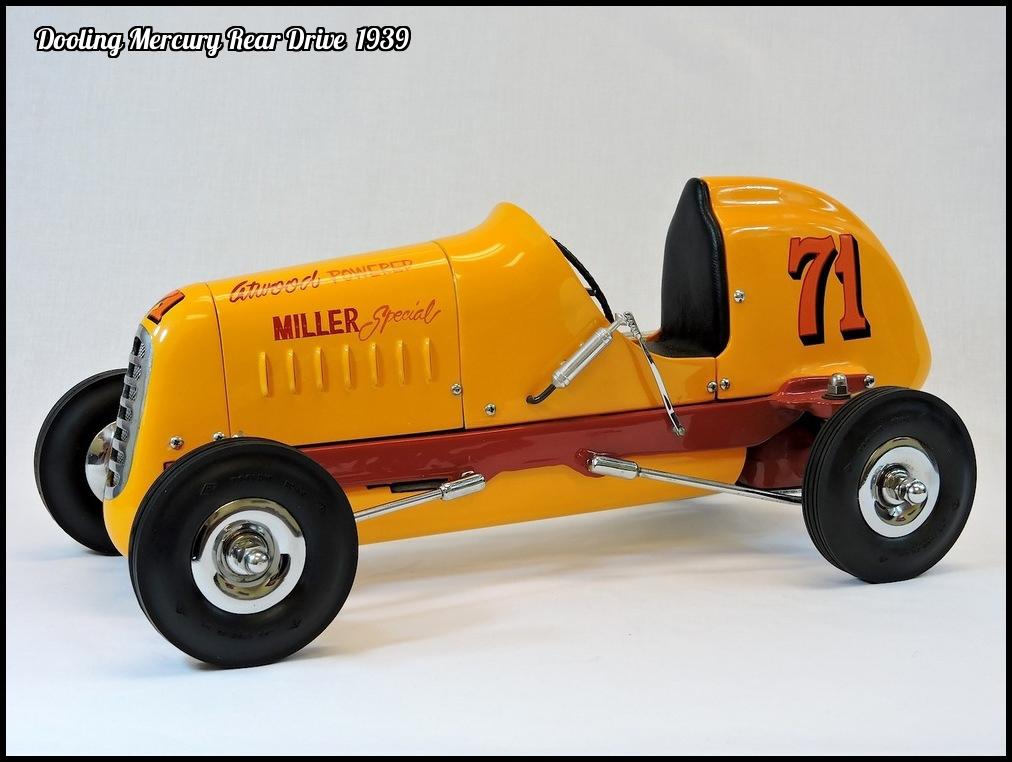 1939 dooling mercury car