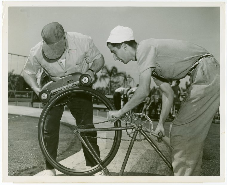 bike starting car