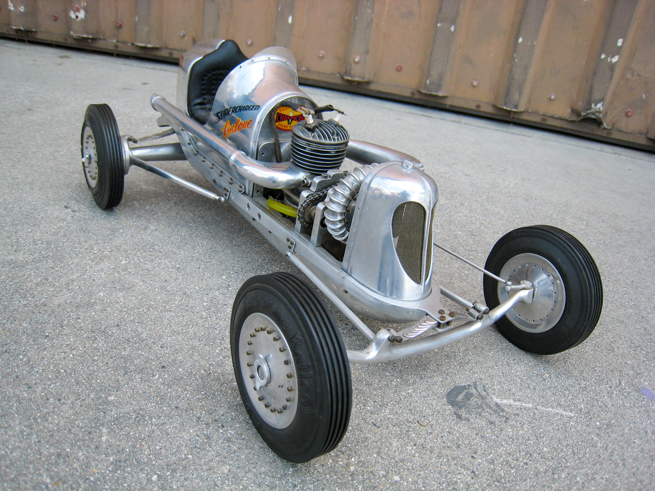 jocko clone car