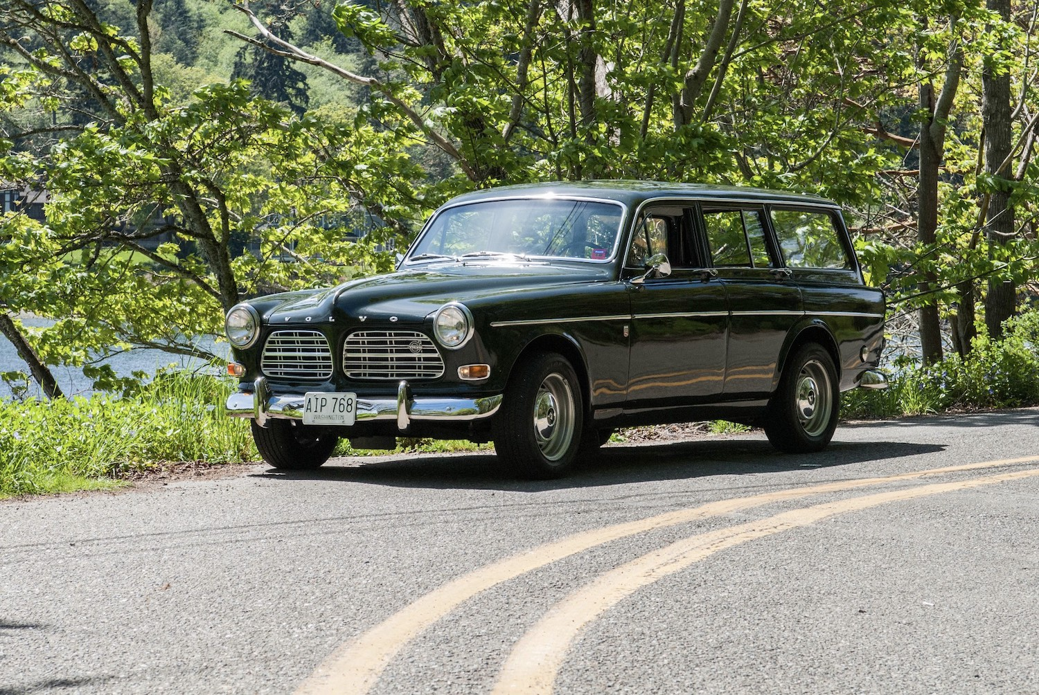 The 1963–69 Volvo 122 Amazon wagon remains a solid, dependable buy thumbnail