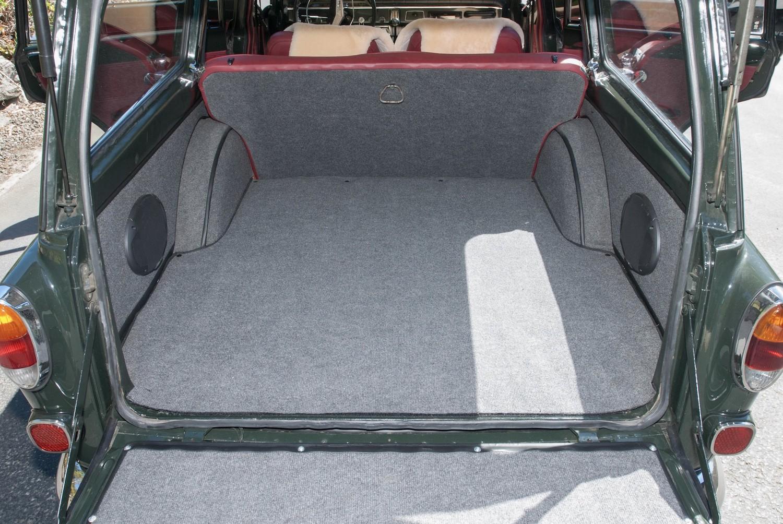 1967 Volvo 122 Amazon