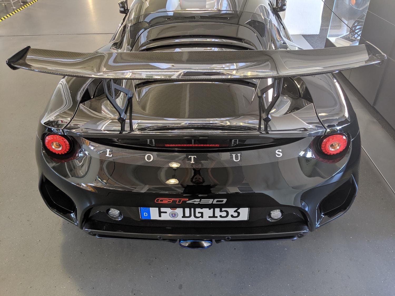 Klassikstadt lotus car