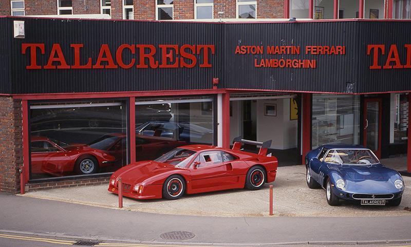 Telecrest Ferrari 288 GTO