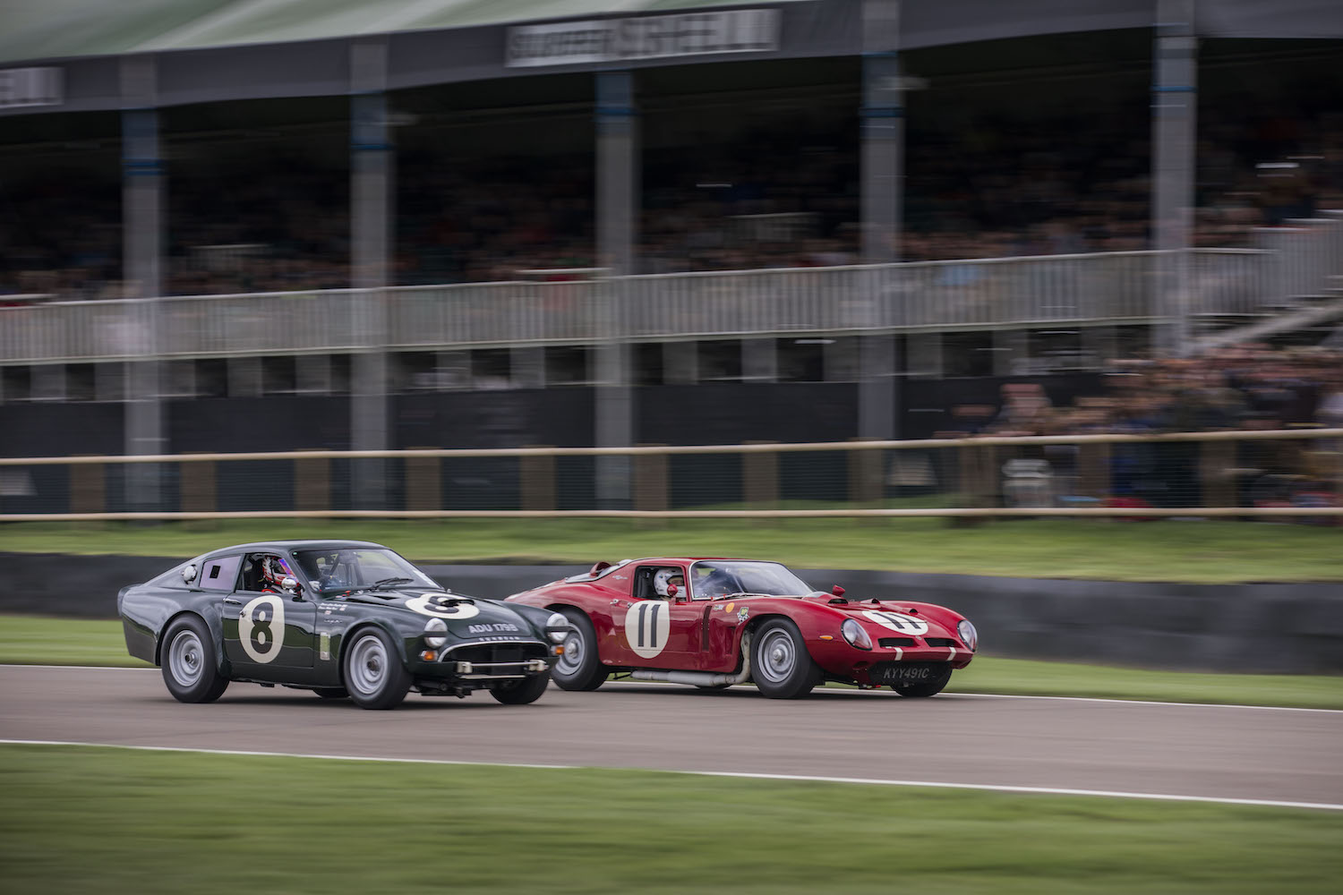 The top 10 most glorious Goodwood Revival moments from this decade thumbnail