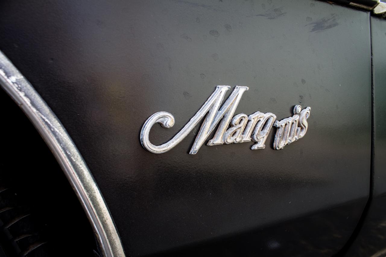 Hawaii 5-0 1974 Mercury Marquis Brougham