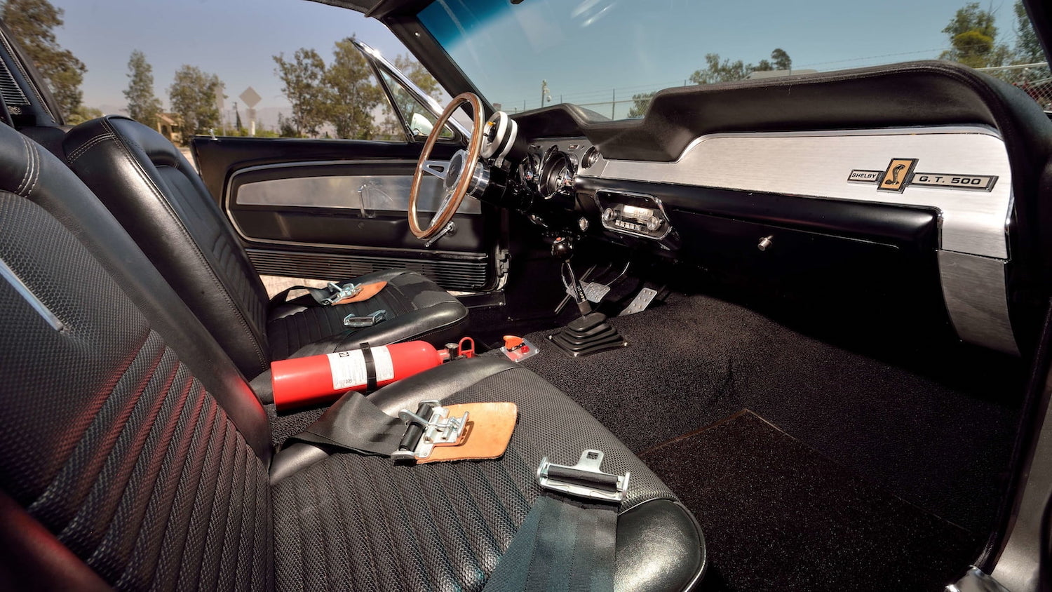 1967 Ford Mustang Movie Car