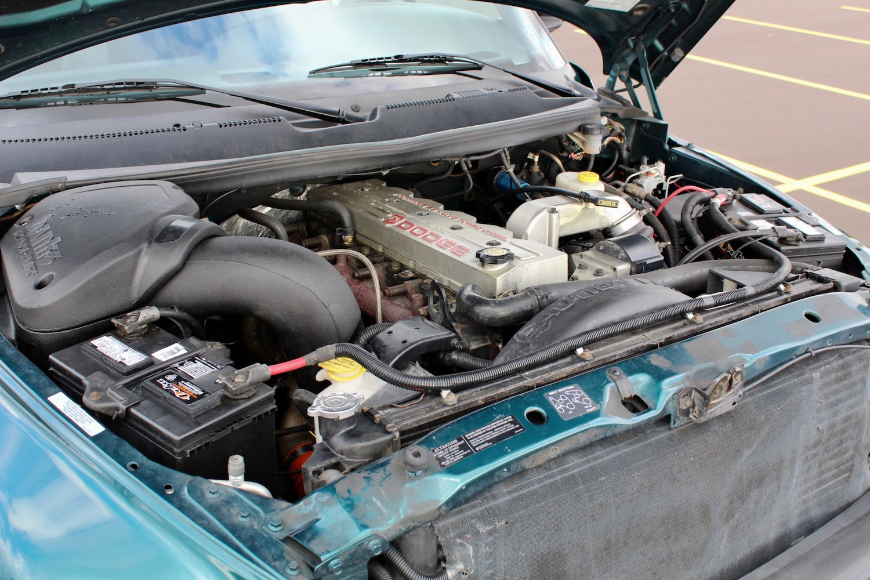1998 Dodge Ram 2500 Diesel 4×4 5-Speed engine