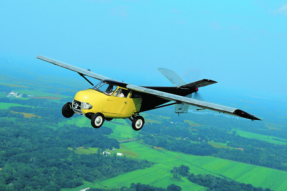 Rare 1954 Aerocar may fly off the auction block at Scottsdale
