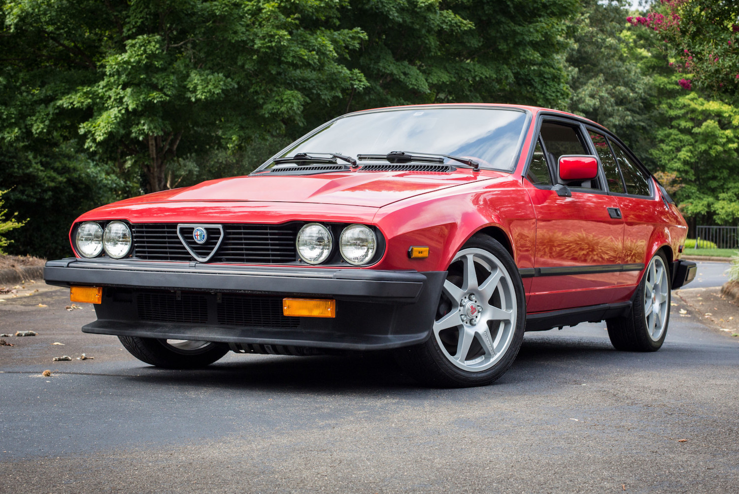 1981–87 Alfa Romeo GTV-6 prices are up, but the Italian swagger is as cool as ever
