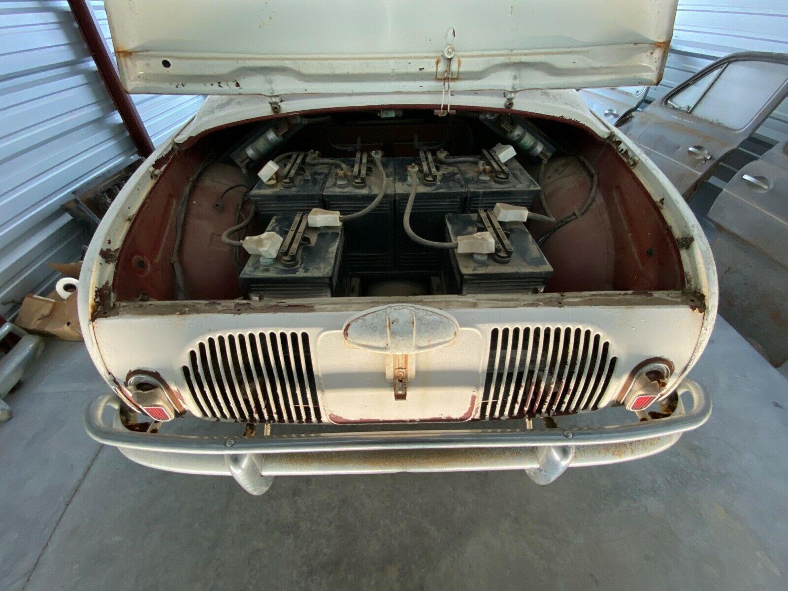 1960 Henney Kilowatt number 0001