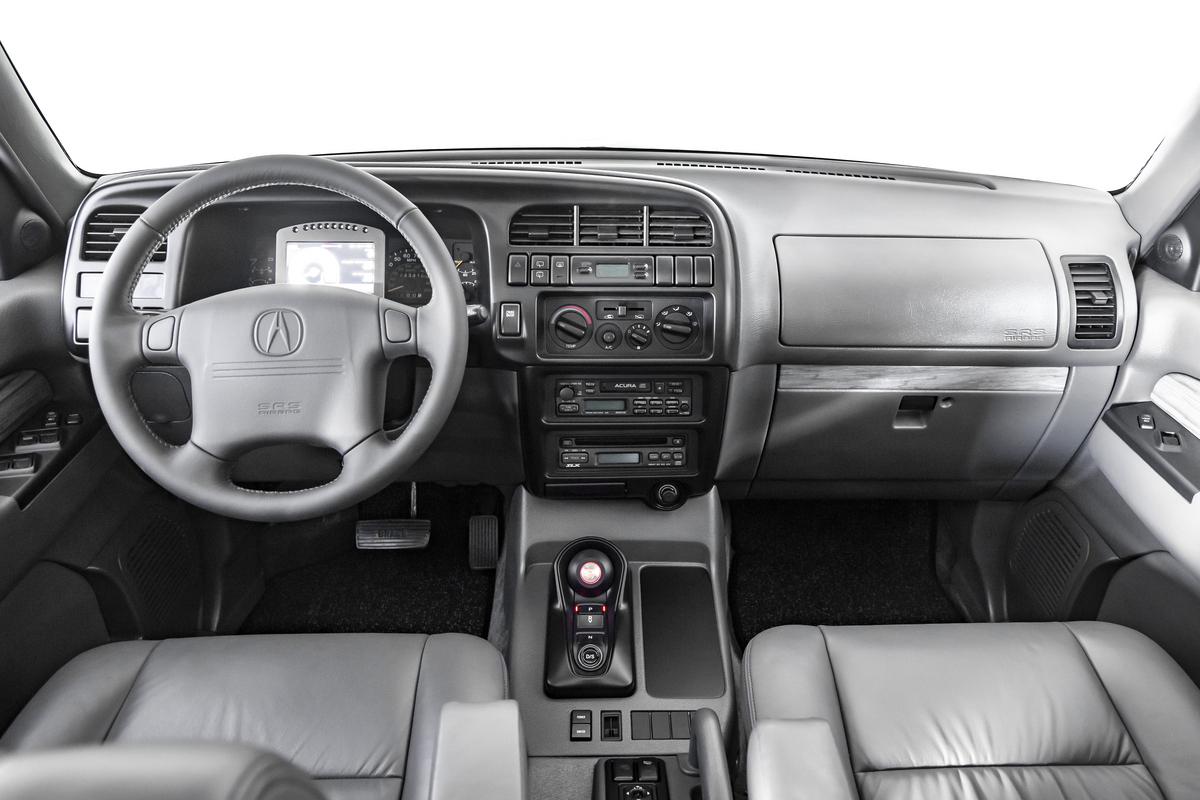 Acura Super Handling SLX
