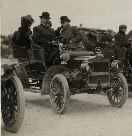 The forgotten father of America's automobile industry