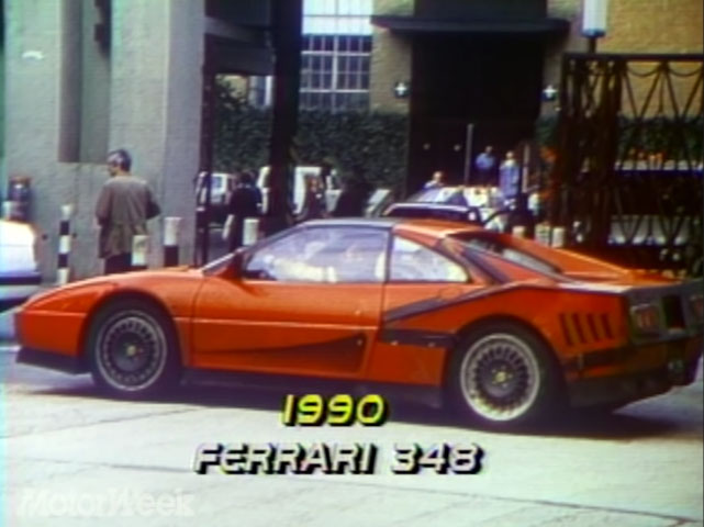 Retro Review - 1988 Ferrari Episode