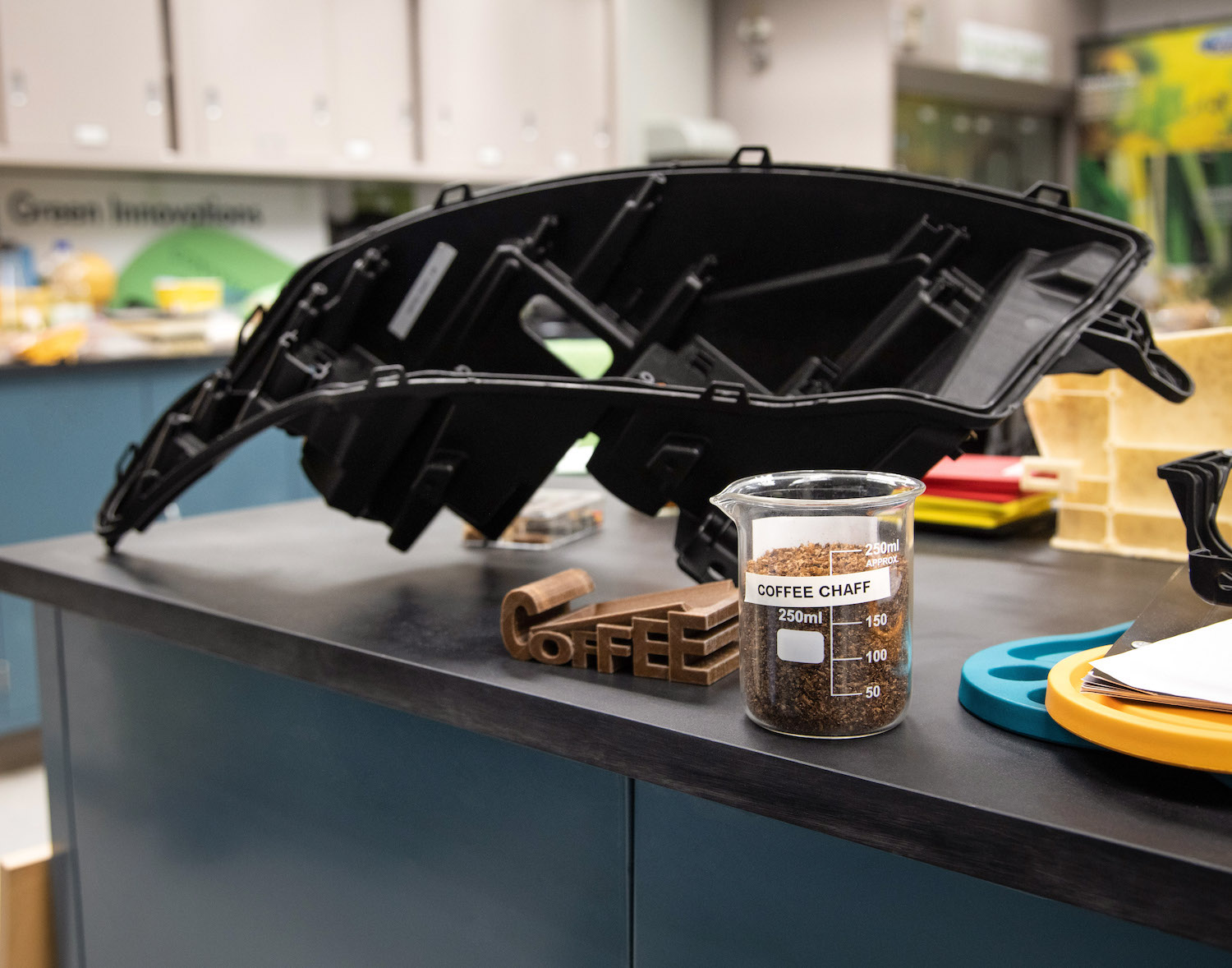 Ford's eco-friendly tie-up with McDonald's takes cars and coffee a bit too literally