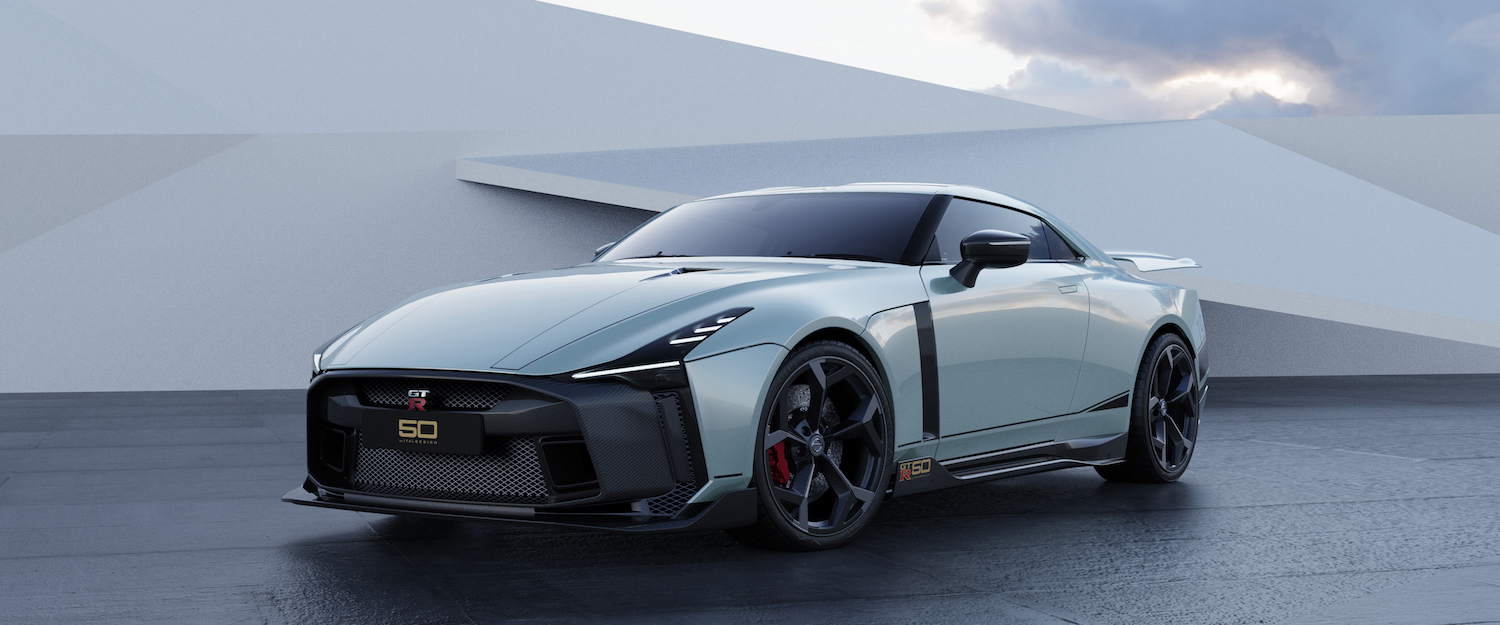 The Nissan GT-R50 by Italdesign concept is headed to production