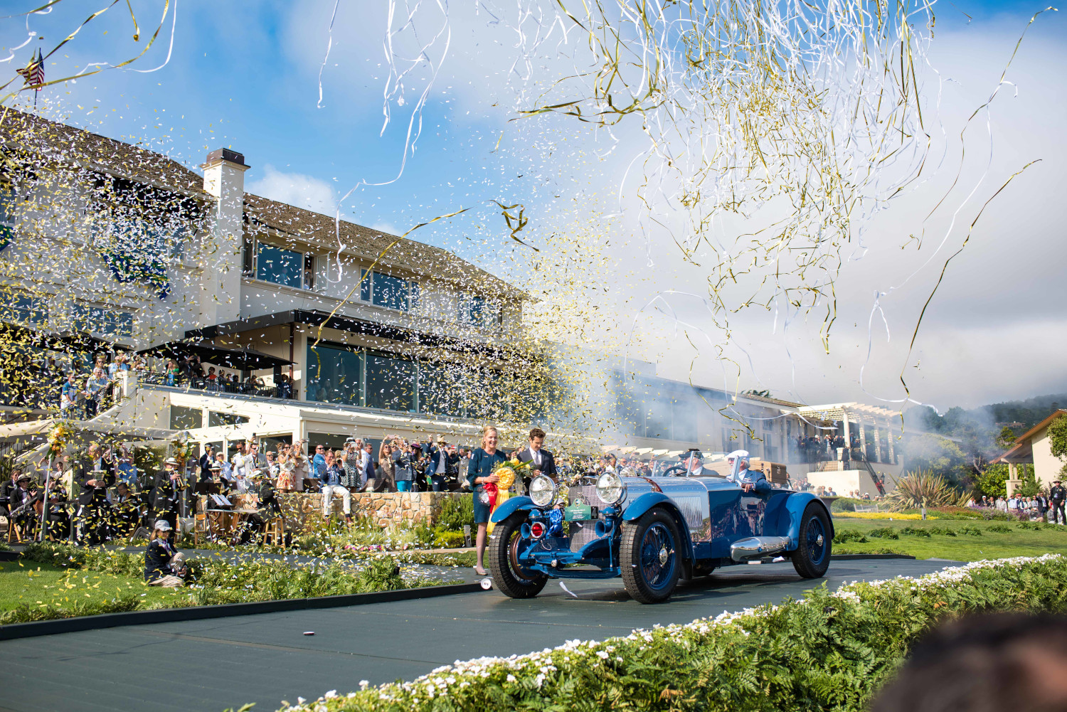 2017 Pebble Beach Concours d'Elegance Best in Show