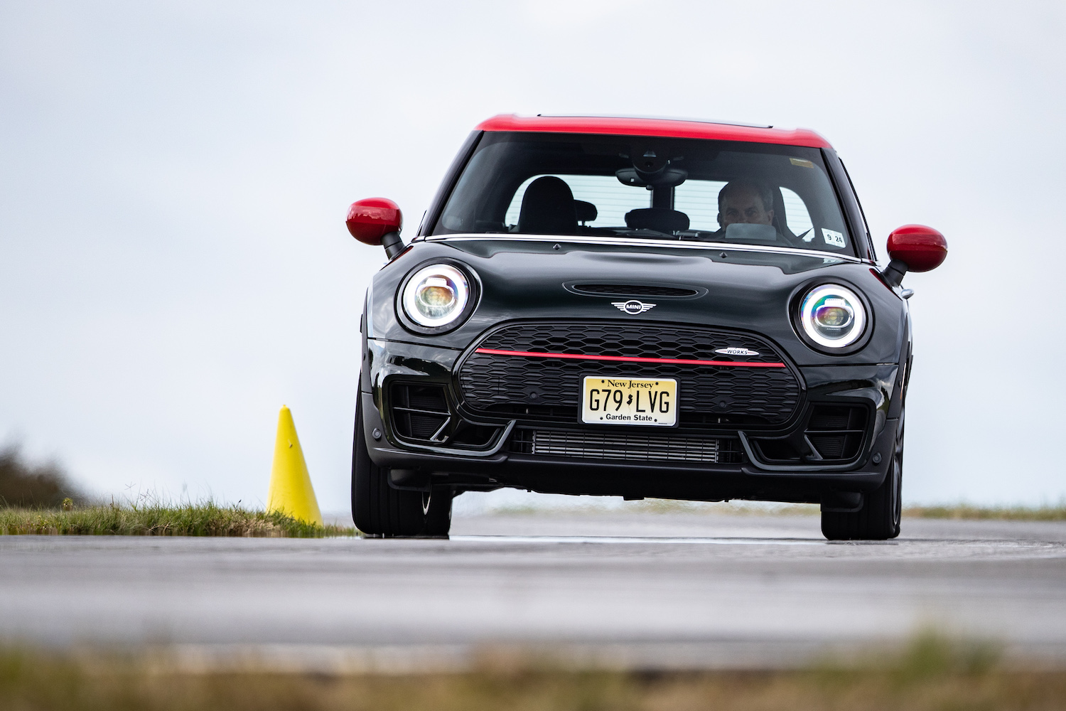 2020 Mini John Cooper Works Clubman front action