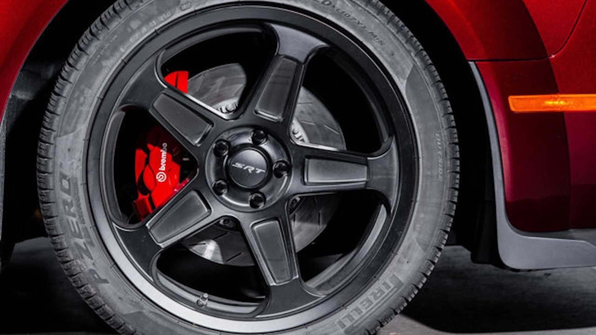 ralph gilles dodge demon wheel detail