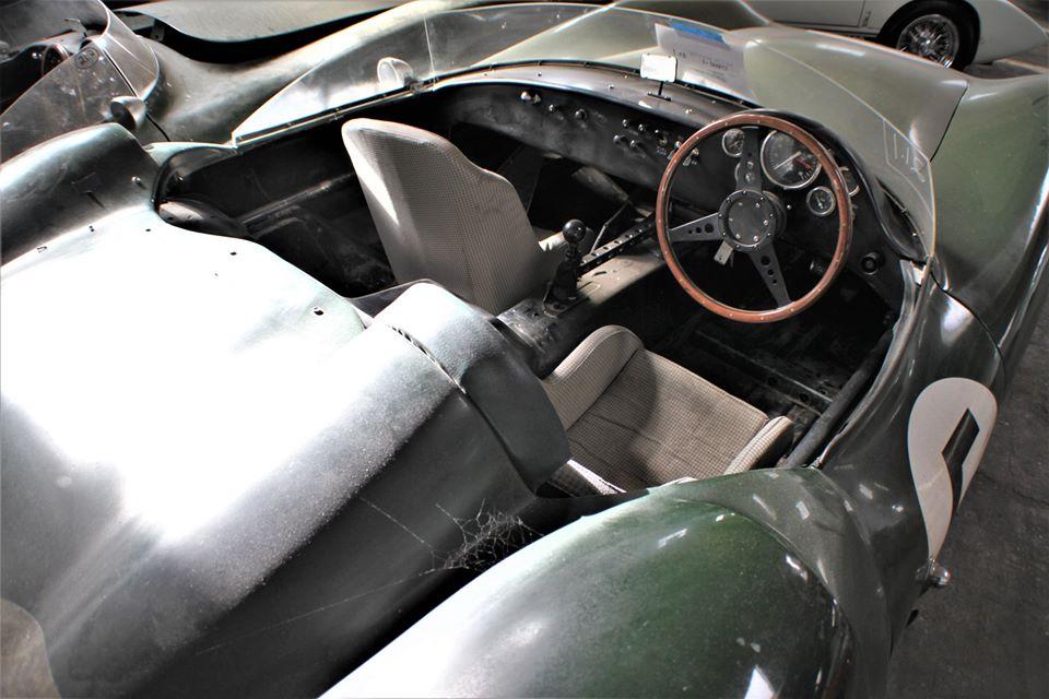 Ford v Ferrari Aston Martin